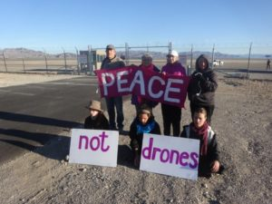 Shut Down Creech! with CodePink