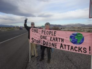 Shut Down Creech - Stop Drone attacks