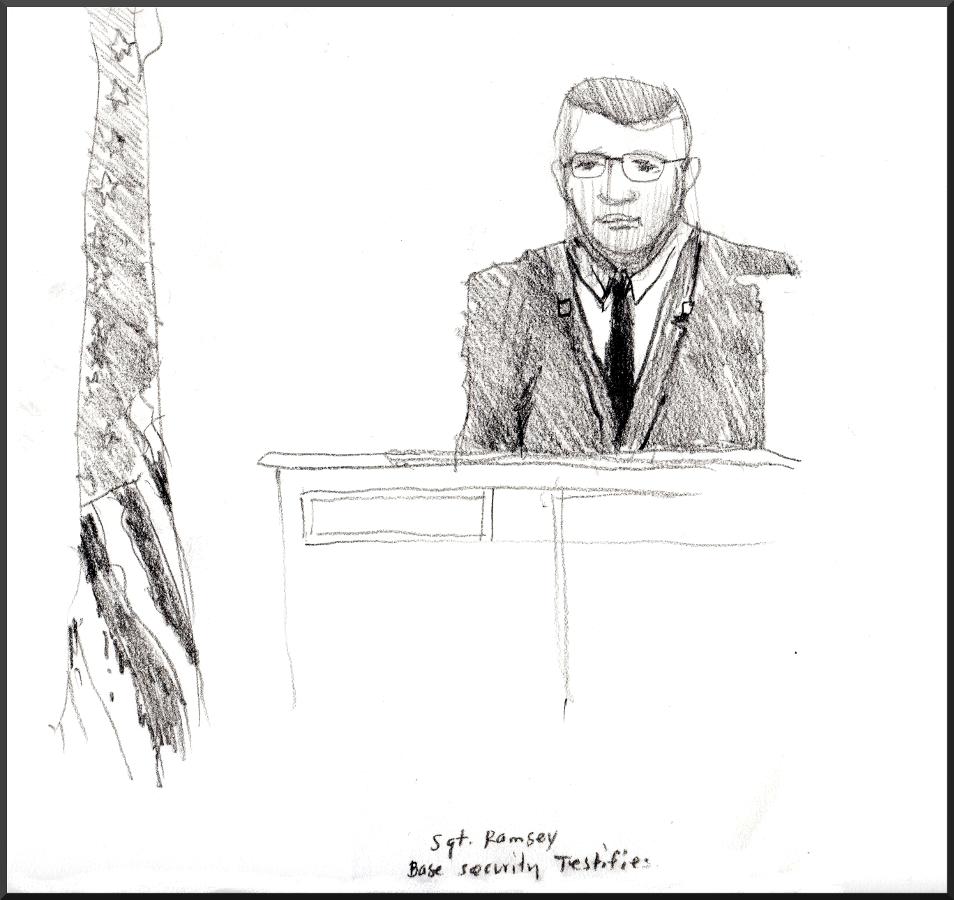 Chief Ramsey's Witness